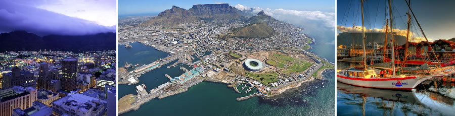 Cape Town Accommodation and Tourist Guide