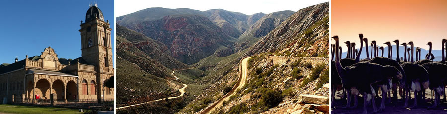 Oudtshoorn Accommodation and Tourist Guide